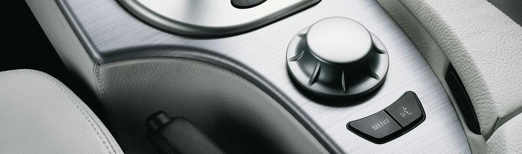 BMW iDrivce: a haptic input device