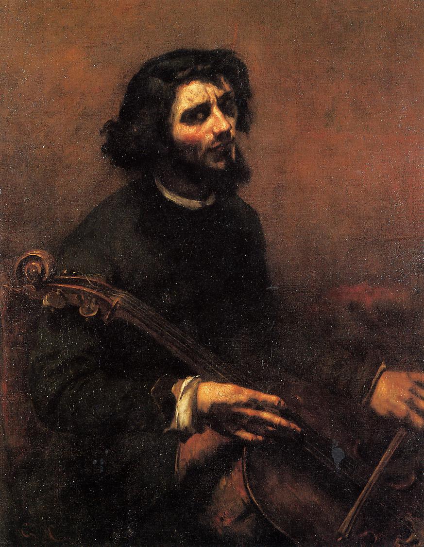 연주자의 초상 - 첼리스트 (Cellist)