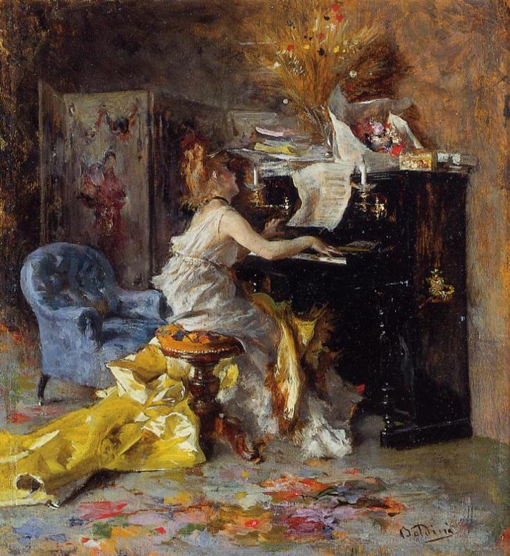 연주자의 초상 - 피아니스트 (Pianist) 2