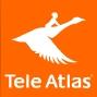 텔레아틀라스(Tele Atlas) 로고