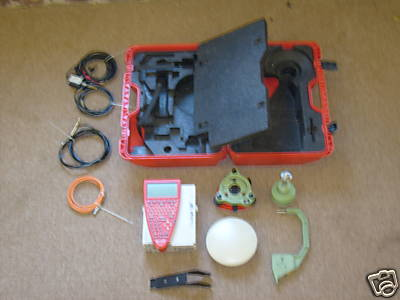 [Leica] 530 RTK GPS Survey Eguipment
