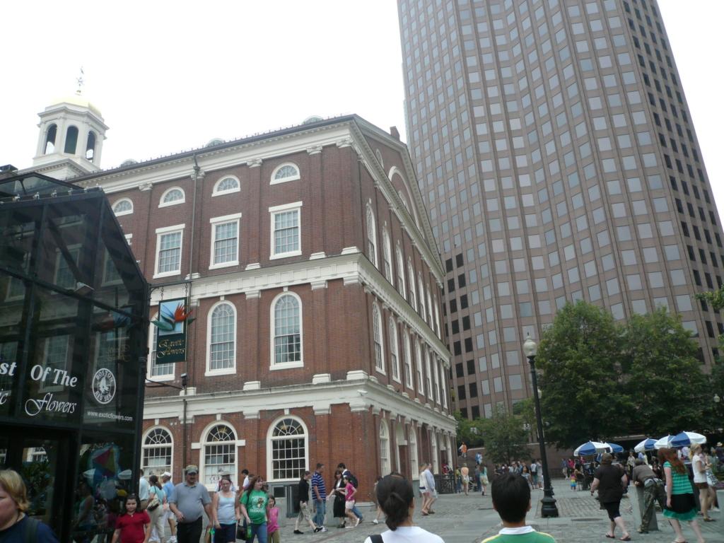 보스턴 North-end