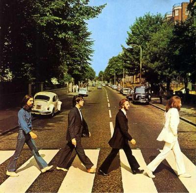 ♥ 비틀즈의 Abbey Road, 그리고 Zebra와 Pelican의 공통점은? ♥