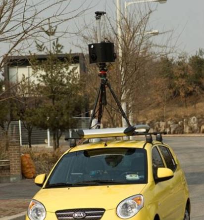 픽스코리아 스트릿뷰(StreetView) 차량