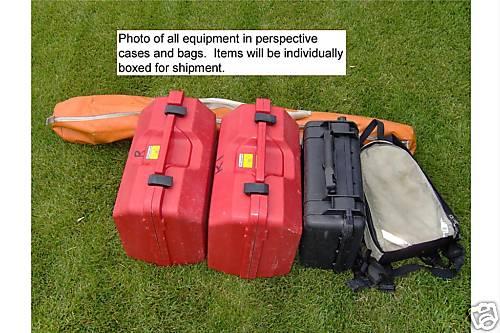 [Leica] SR530 Survey Grade GPS sytem w/Cases