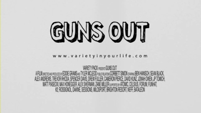 [2008] Guns Out - Variety Pack, Snowboard DVD Teaser