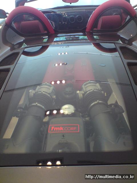 페라리 F430 스파이더