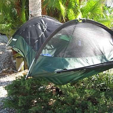 캠핑인사이드 캠핑용 해먹 텐트