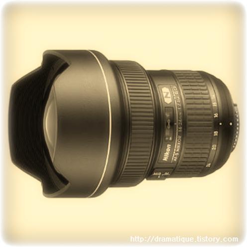 Nikkor Wide Lens
