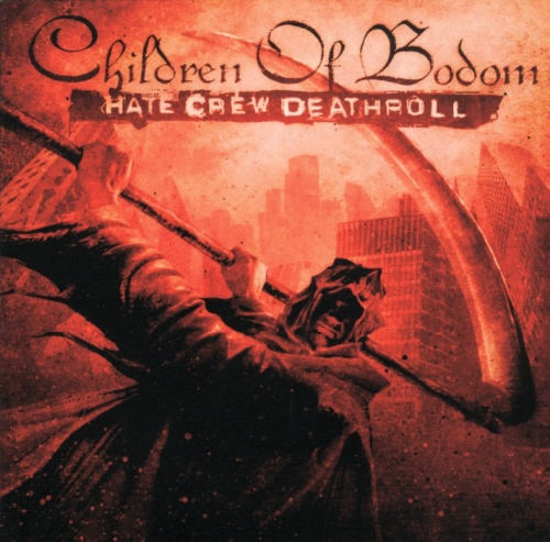 children of bodom hate crew deathroll. Children of Bodom - Hate Crew