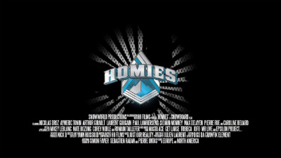 [2008] Homies - Snow World Productions, Snowboard DVD Teaser