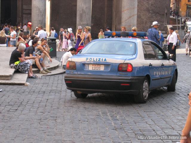 로마의 서낭당! '판테온(Pantheon)'