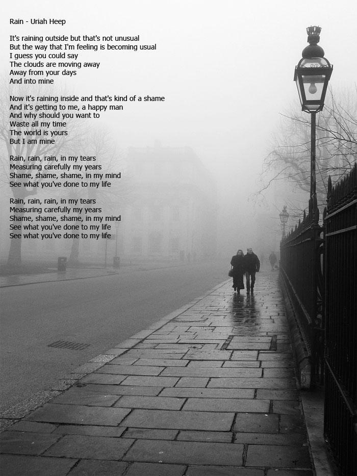 Uriah heep rain
