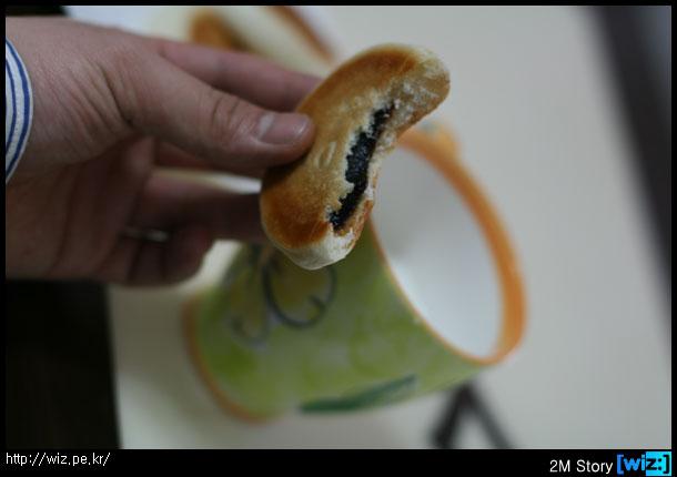 맛있는 간식 미니 호떡