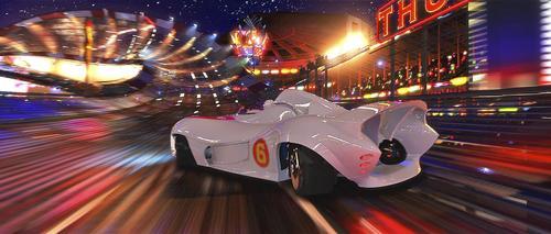 스피드 레이서 Speed Racer