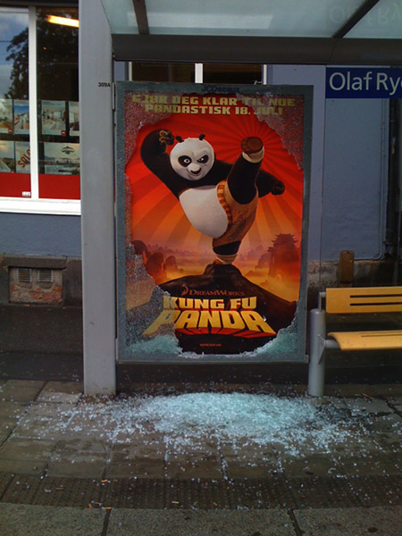 Viral Marketing - Kung Fu Panda