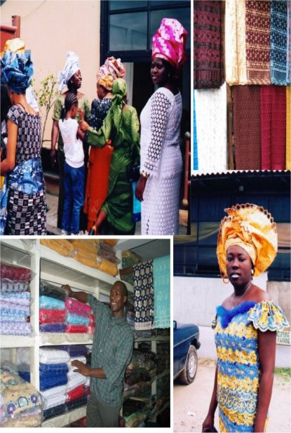 [Nigeria] Textiles Marketing