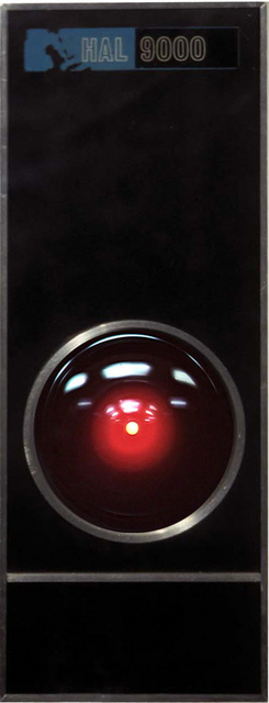 HAL from <2001: A Space Odyssey>