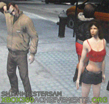 GTA4 Screenshot - Street deal with hookers
