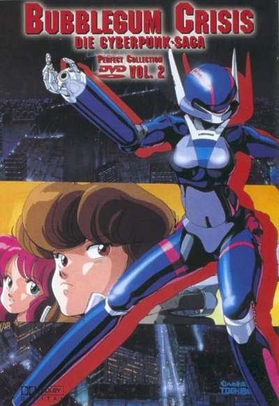 Exoskeleton from Bubblegum Crisis