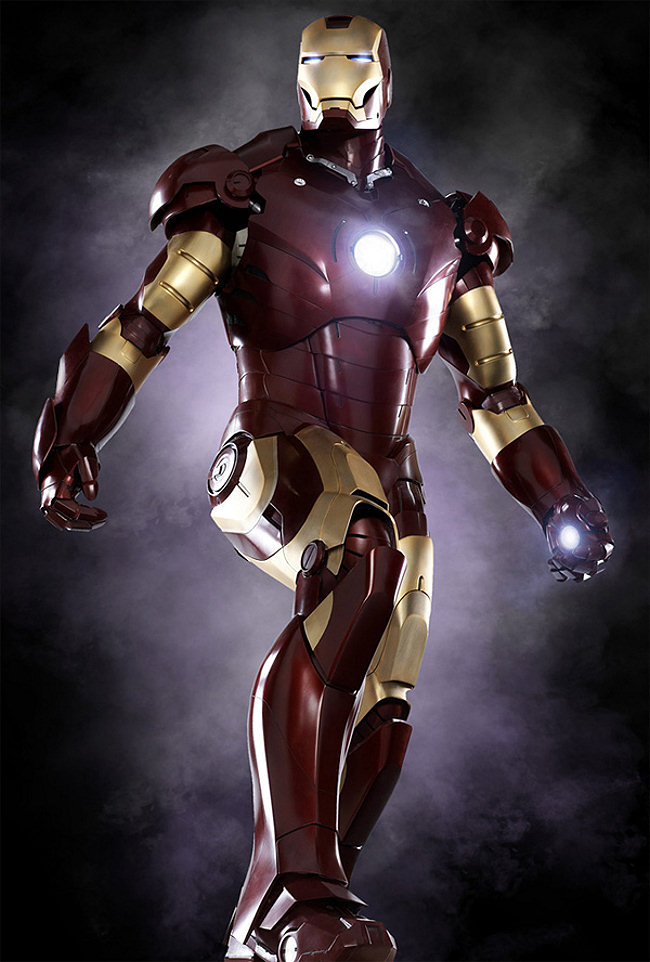 Exoskeleton from Iron Man