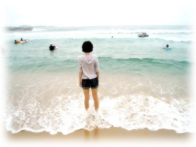[강원도]동해, 삼포해수욕장