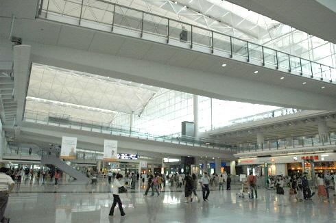 홍콩 쳅랍콕 국제 공항