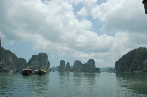베트남 하롱베이