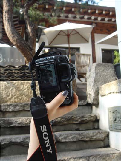 디지털카메라 DSLR-A350
