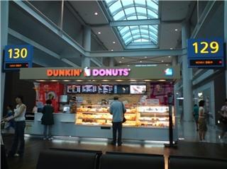 인천공항에는 요런 매점이 많다. 귀엽다.