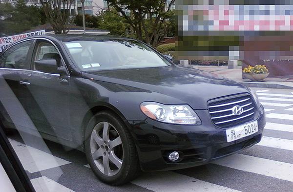 Hyundai GENESIS BH